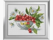 Натюрморт, фрукты и овощи Натюрморт с черешней