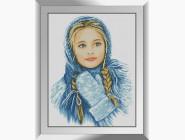 Люди, портреты Зимняя красавица