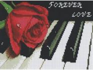 Цветы и букеты Любовь навсегда
