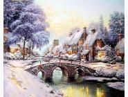 Города мира Снежная усадьба