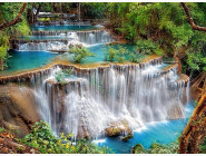 Новинки алмазной вышивки Сказочный водопад