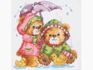 Наборы для детей В дождь (DO40804) 17 х 18 см