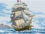Морские пейзажи Корабль