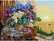 Цветы и букеты Сирень у окна
