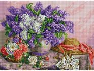 Цветы и букеты Сирень и шляпа