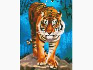 Новинки алмазной вышивки Тигр
