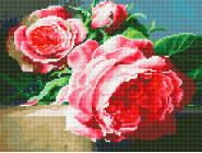 Новинки алмазной вышивки Садовые розы