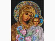 Новинки алмазной вышивки Икона Мария и Исус