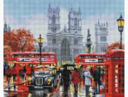Новинки алмазной вышивки Дождливый Лондон