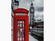 Новинки алмазной вышивки В центре Лондона