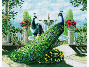 Птицы и павлины Павлины