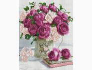 Новинки алмазной вышивки Букет роз