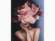 Новинки алмазной вышивки Изящный цветочек