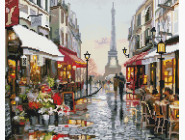 НикиТошка Улочка Парижа