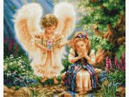 НикиТошка Девочка с ангелом