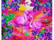 Новинки алмазной вышивки Фламинго