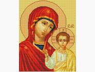 Новинки алмазной вышивки Икона Божией Матери