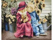 Дети, материнство Детская любовь