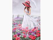 Новинки алмазной вышивки Красная шапочка (GL73644)