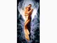 Новинки алмазной вышивки На крыльях любви (GL71161)