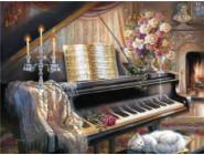Новинки алмазной вышивки Колыбельная мелодия (GM70673)