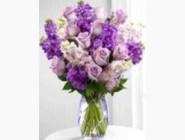 Новинки алмазной вышивки Фиолетовый букет (GD74926)