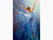 Новинки алмазной вышивки Балерина (GM76192)