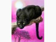 Новинки алмазной вышивки Пантера (GD72575)