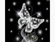 Новинки алмазной вышивки Звёздная бабочка (ME24813)