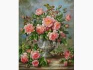 Цветы и букеты Мамины розы (GA70584)