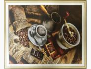 Новинки алмазной вышивки Аромат кофе (GL72218)