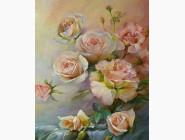 Цветы и букеты Ветка розы (GA70257)