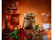 Кофе, чай, чашки Натюрморт с кофе (GA73231)