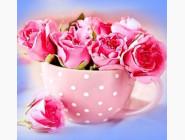 Цветы и букеты Розовые розы (ME21360)