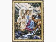 Новинки алмазной вышивки Ангелы (GA71248)