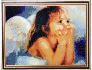 Новинки алмазной вышивки Маленький ангелочек (GA71773)
