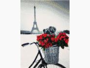 Цветы и букеты Романтика в Париже