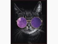 Алмазная вышивка для детей Мартовский кот (JA21427)