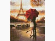 Новинки алмазной вышивки Красный зонтик (GL77873)