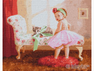 Ангелы и дети Подарок принцессе