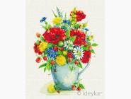 Цветы, натюрморты, букеты Лето в горшке