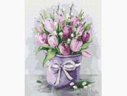 Цветы, натюрморты, букеты Изящные тюльпаны