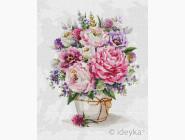 Цветы, натюрморты, букеты Английский букет