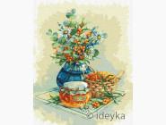 Картины по номерам для кухни Варенье из облепихи