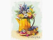 Цветы, натюрморты, букеты Яркое лето
