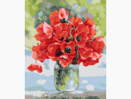 Цветы, натюрморты, букеты Красочное лето