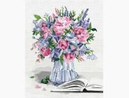 Цветы, натюрморты, букеты Букет вдохновения