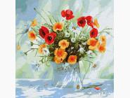 Цветы, натюрморты, букеты Оттенки лета