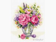 Цветы, натюрморты, букеты Живописные пионы