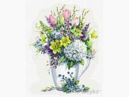 Цветы, натюрморты, букеты Букет с нарциссами